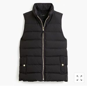 J Crew Mountain Puffer Vest (NWT)